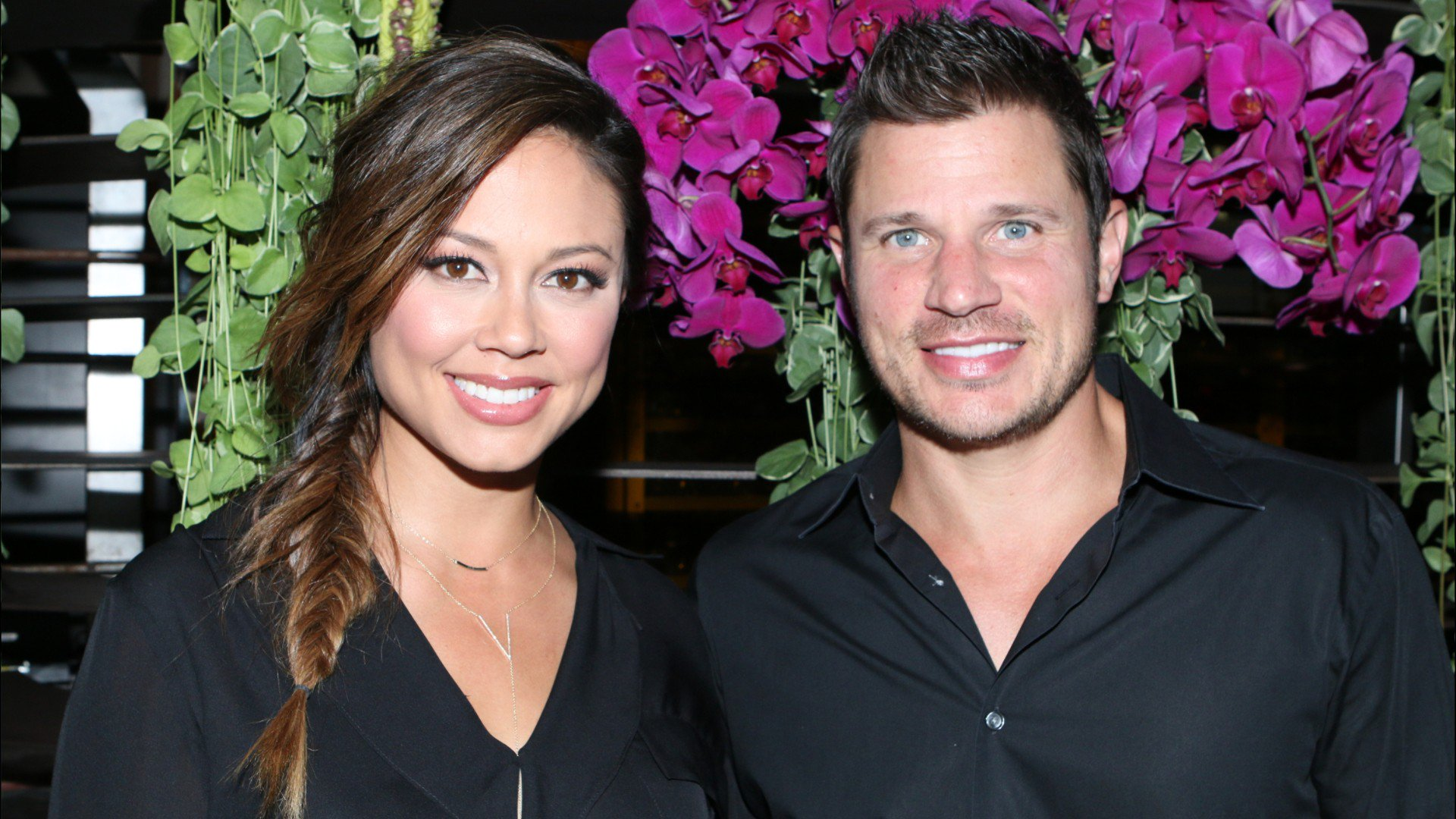 Happy birthday to Nick and Vanessa Lachey!: