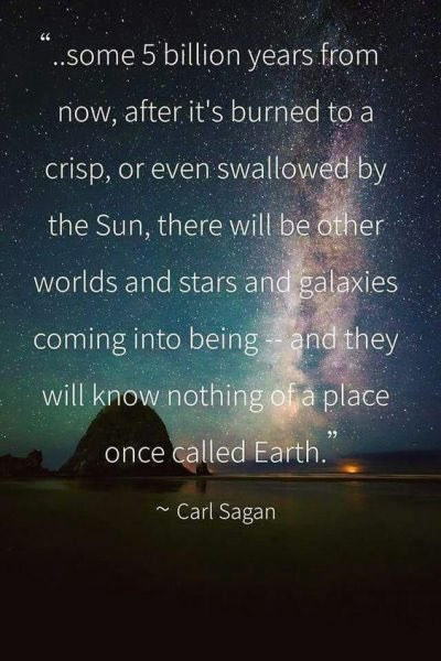 Happy birthday Carl Sagan