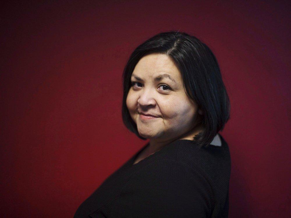 Eden Robinson named 2017 recipient of Writers' Trust Fellowship
