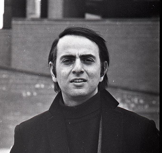 Happy birthday to the man, the myth, the legend: Carl Sagan.