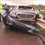Detectives probing crash that led to death of Nyeri Governor Wahome Gakuru
