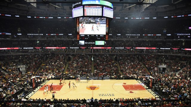 Report: Chicago To Host 2020 NBA All-StarGame