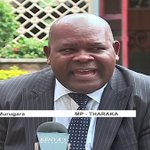 The law maker - Tharaka MP George Gitonga Murugara