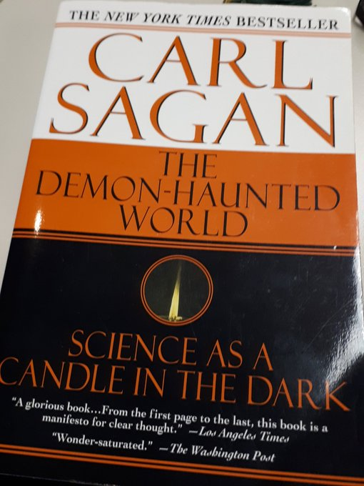 Happy birthday, Carl Sagan. You are missed each and every day.