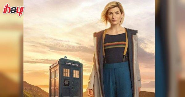 ¡Ya está aquí la Doctora! Prim jodie whittaker