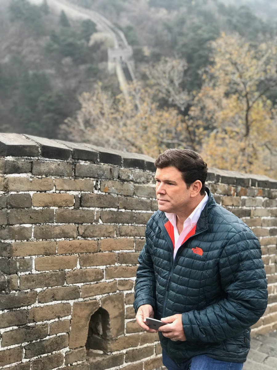 #SpecialReport takes you to the Great Wall of China tonight 6pmET on @FoxNews --coming up next!
