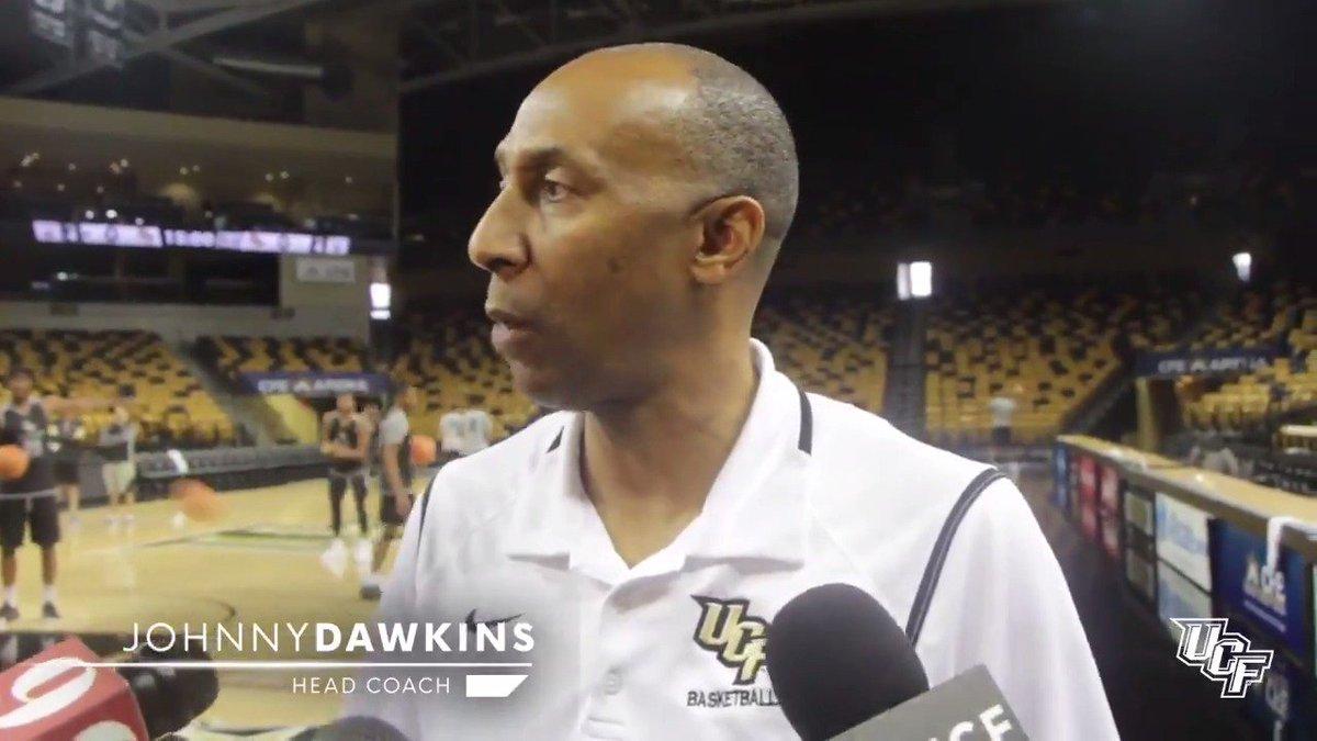 Distinction for Coach Dawkins UCFKnights