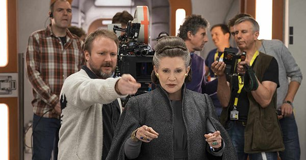 In a galaxy right here, Rian Johnson is developing another Star Wars film trilogy.
