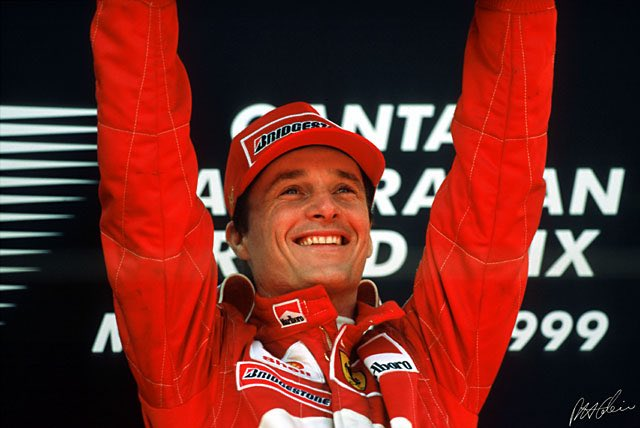 Happy birthday Eddie Irvine!