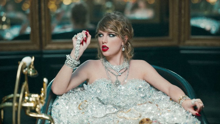 Taylor Swift's Reputation leaks online early