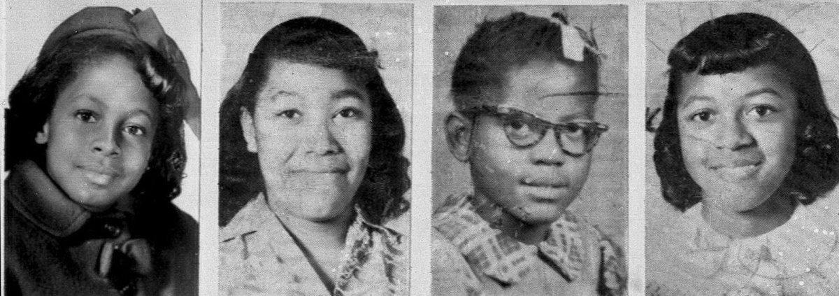 An Alabama Senate race conjures the awful 1963 church bombing that killed 4 black girls