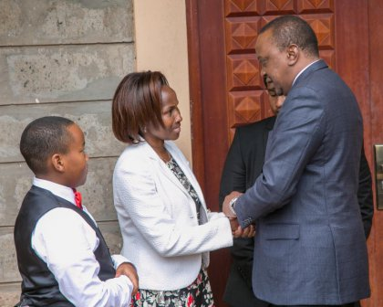 Police probe crash that claimed life of Nyeri Governor Wahome Gakuru