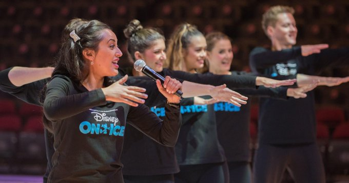 Learn the Maori Haka Dance  @DisneyOnIce presents Dare To Dream