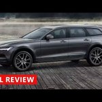 2018 Volvo V90 Cross Country Review - Luxurious Off-Road Estate !! - Dauer: 10 Minuten