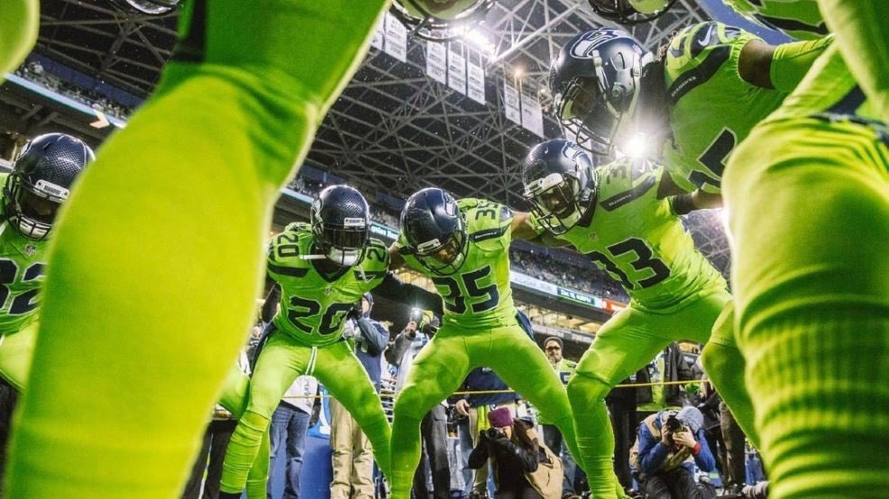 test Twitter Media - 4th quarter and the #Seahawks are still putting the ACTION in #ActionGreen. 👊 https://t.co/Kjf47Obtqv