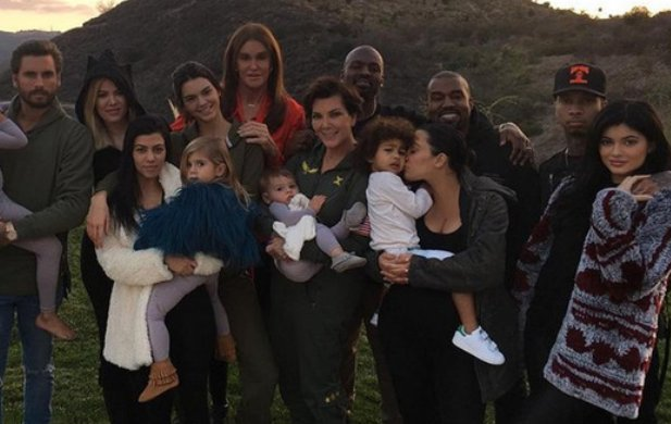 Two members of the Kardashian/Jenner family haven't spoken in TWO years...