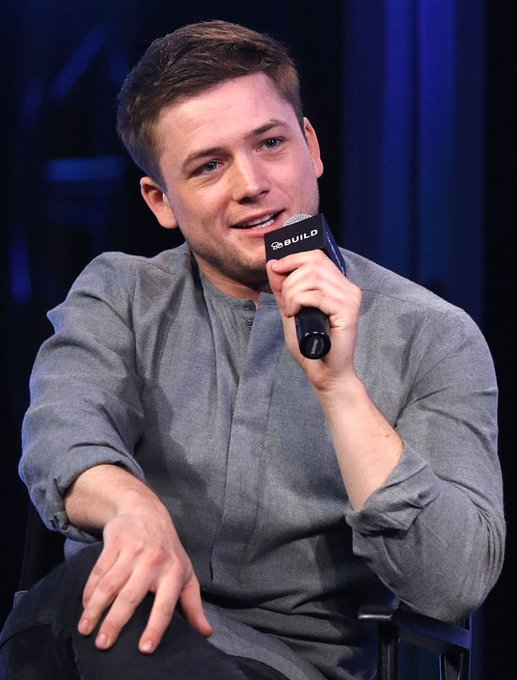 Happy birthday to the beautiful taron egerton! he\s so talented, good, precious and deserves all the happiness!