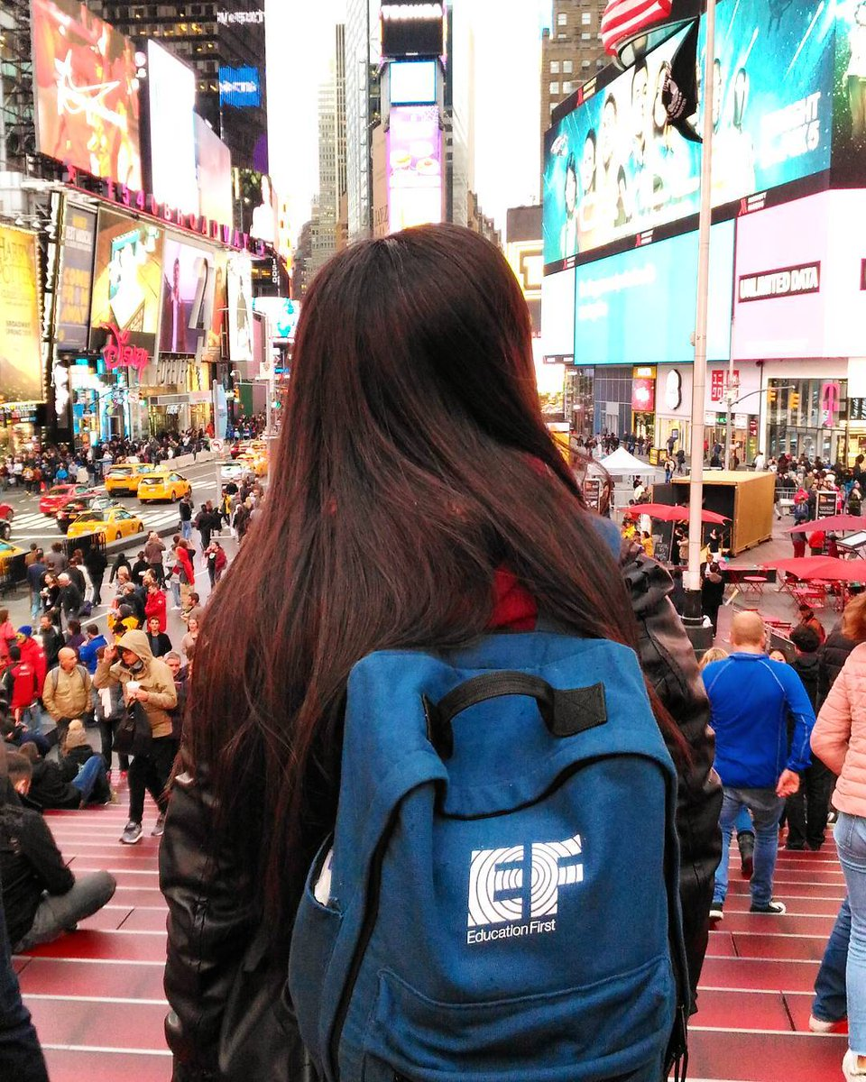 tb RT @EF: Friday means New York...