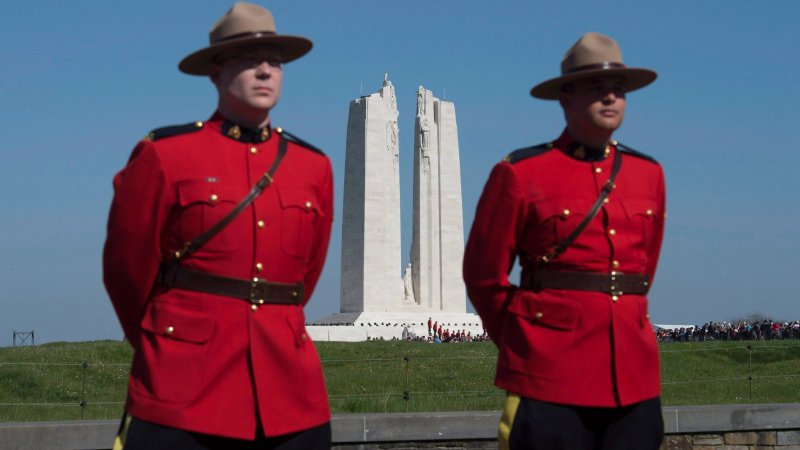 Visiting Vimy Ridge memorial in northern France a solemn pilgrimage for Canadians