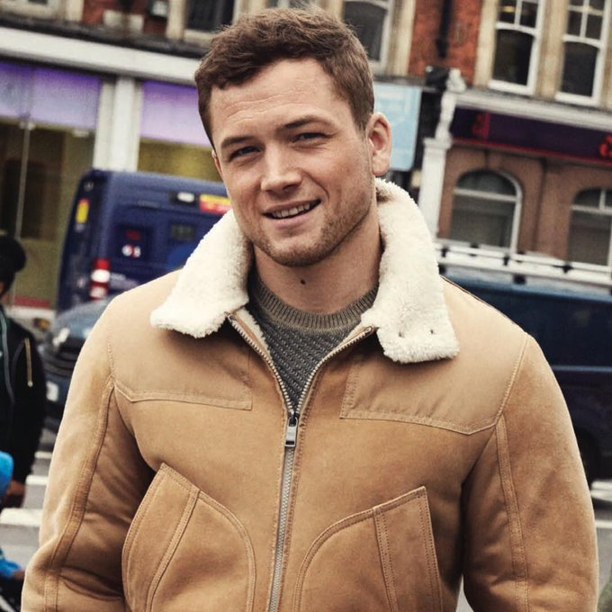 Happy birthday to taron egerton   I only became a fan not that along ago but so glad I did
