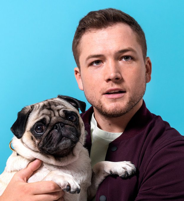 Happy 28th birthday to Taron Egerton!
