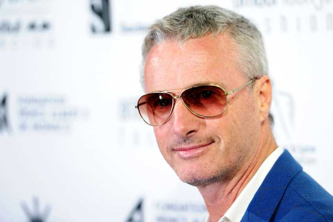Happy to Irish legend Eddie Irvine
