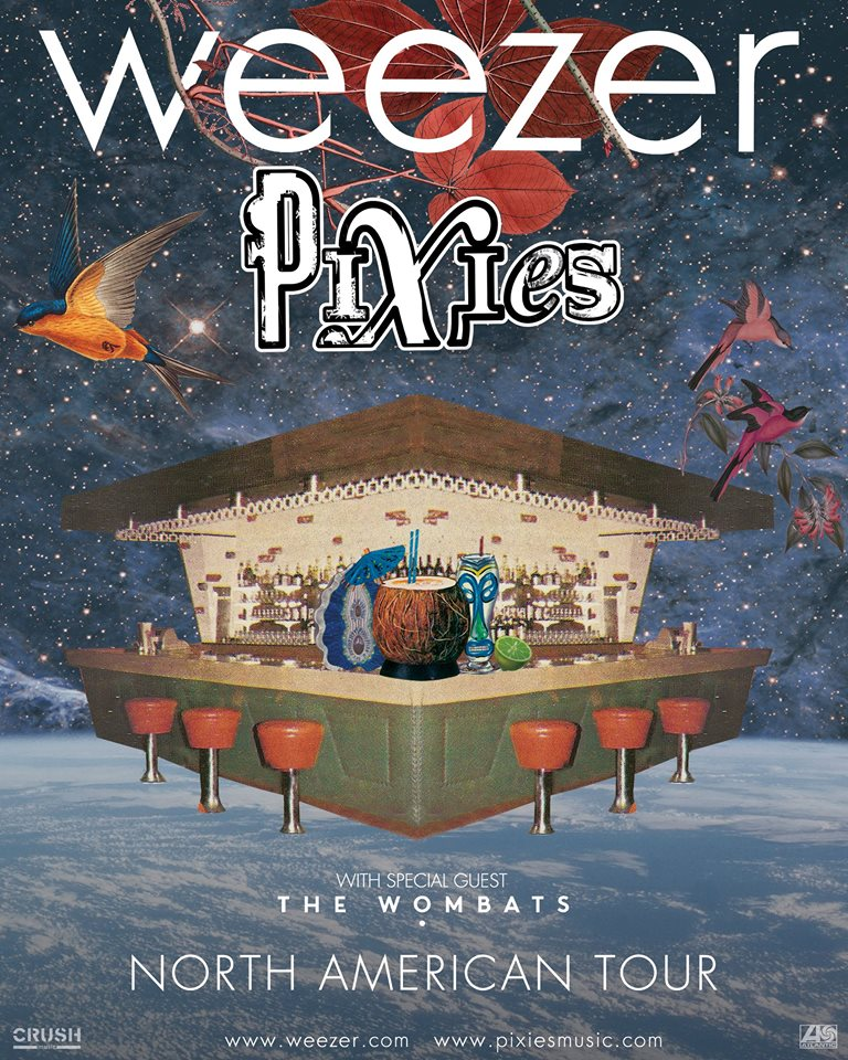 Summer, 2018 with @Weezer ON-SALE TODAY from 10am local: https://t.co/ecTooIMyQp https://t.co/wlwEhXhD0i