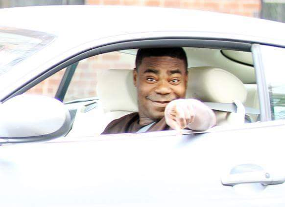 Happy Birthday...comedian Tracy Morgan.