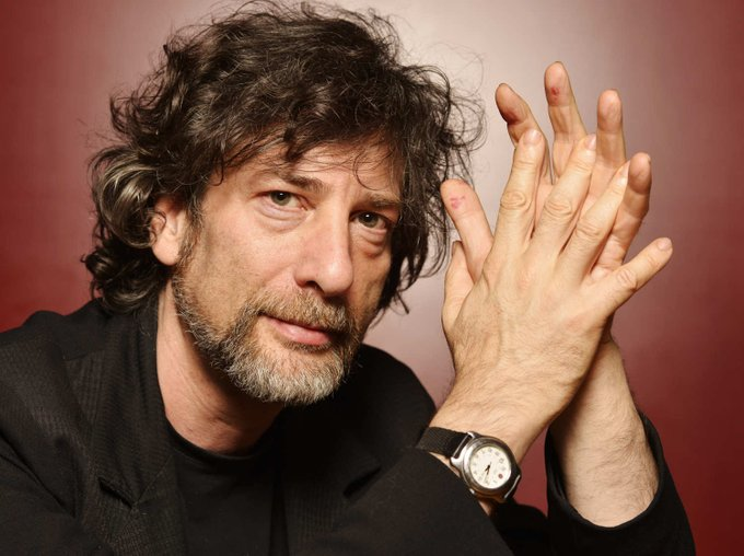 We wish a very happy and healthy 57th birthday to one Mr. Neil Gaiman today!