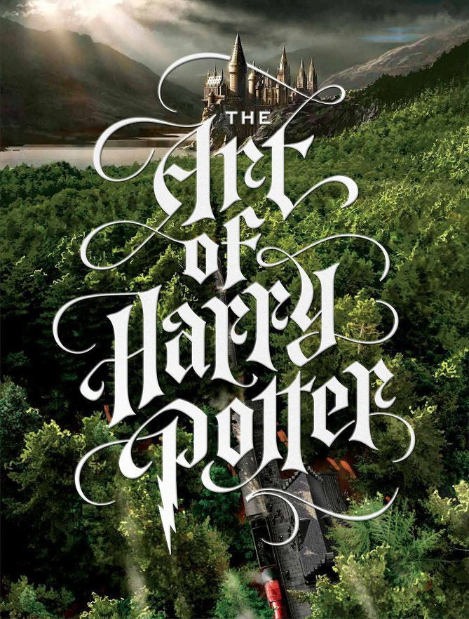 The Art of Harry Potter: See photos from the upcoming book