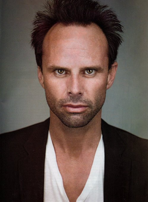 Happy birthday Walton Goggins, probably my favourite forehead in the business.