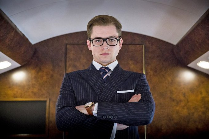 Happy birthday, Eggsy! It\s Taron Egerton\s birthday today!
