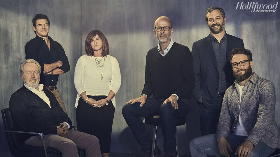 Hollywood Reporter expands 'Roundtable' franchise to live event experience