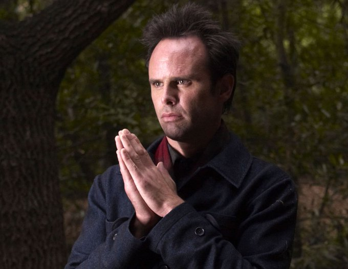 Happy Birthday to our lord and savior, Walton Goggins.  I love you and I would die for you.