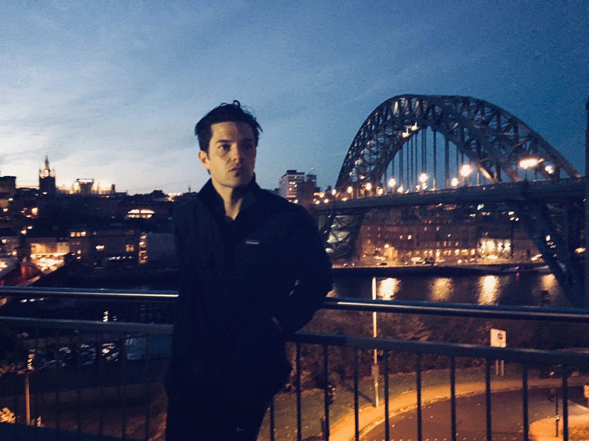 Newcastle...it's Tyne. #whyayeman https://t.co/qp4xE1qlWn
