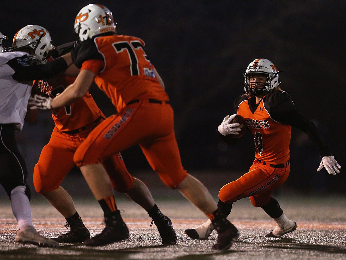 Natrona County football senior class searches for own imprint on school history