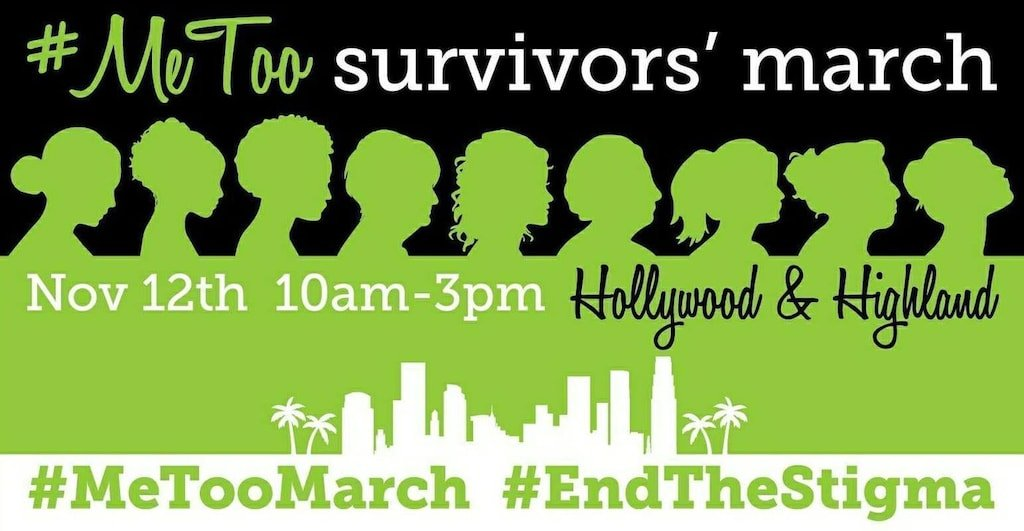 #MeToo Moves From Social Media To The Streets with March in Hollywood on Sunday https://t.co/Ju12qz4QeK https://t.co/nvCK6oXpdI