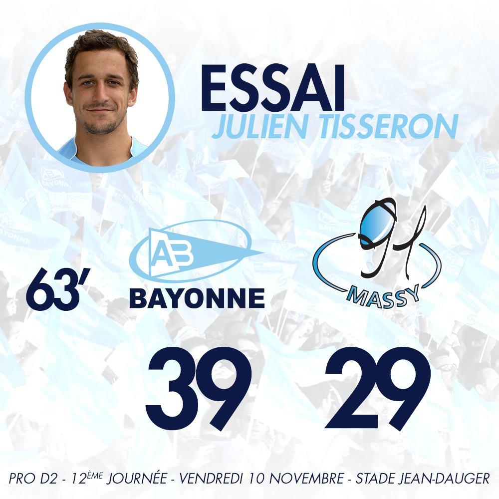 63' La réponse de Benjamin Thiéry suivi par Julien Tisseron !! 39-29 #ABRCME https://t.co/W6dE2D0bDn