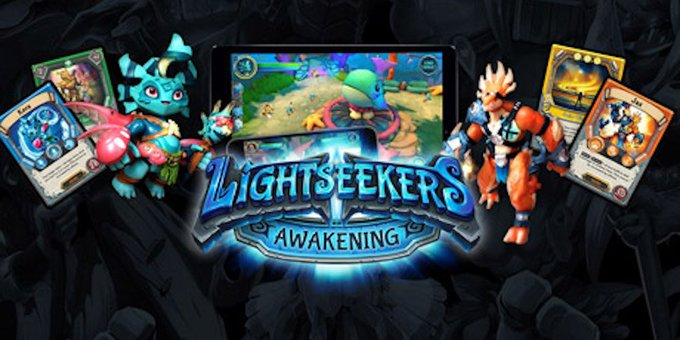 Review + Giveaway: 'Lightseekers'