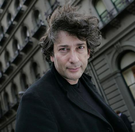 Happy 57th Birthday to Neil Gaiman!