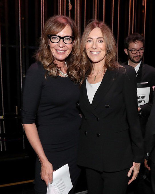 About last night. Being around such talented artists never gets old. #KathrynBigelow @sagaftraFOUND https://t.co/3QeCtDAWIP