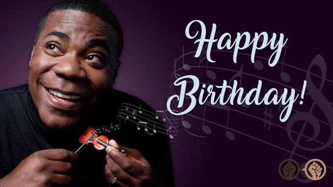 Happy Birthday, Tracy Morgan! The comedian turns 49 today!