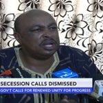 Government dismisses calls for coast region to secede