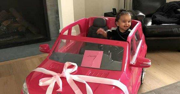 Happy 1st birthday to Dream Kardashian!