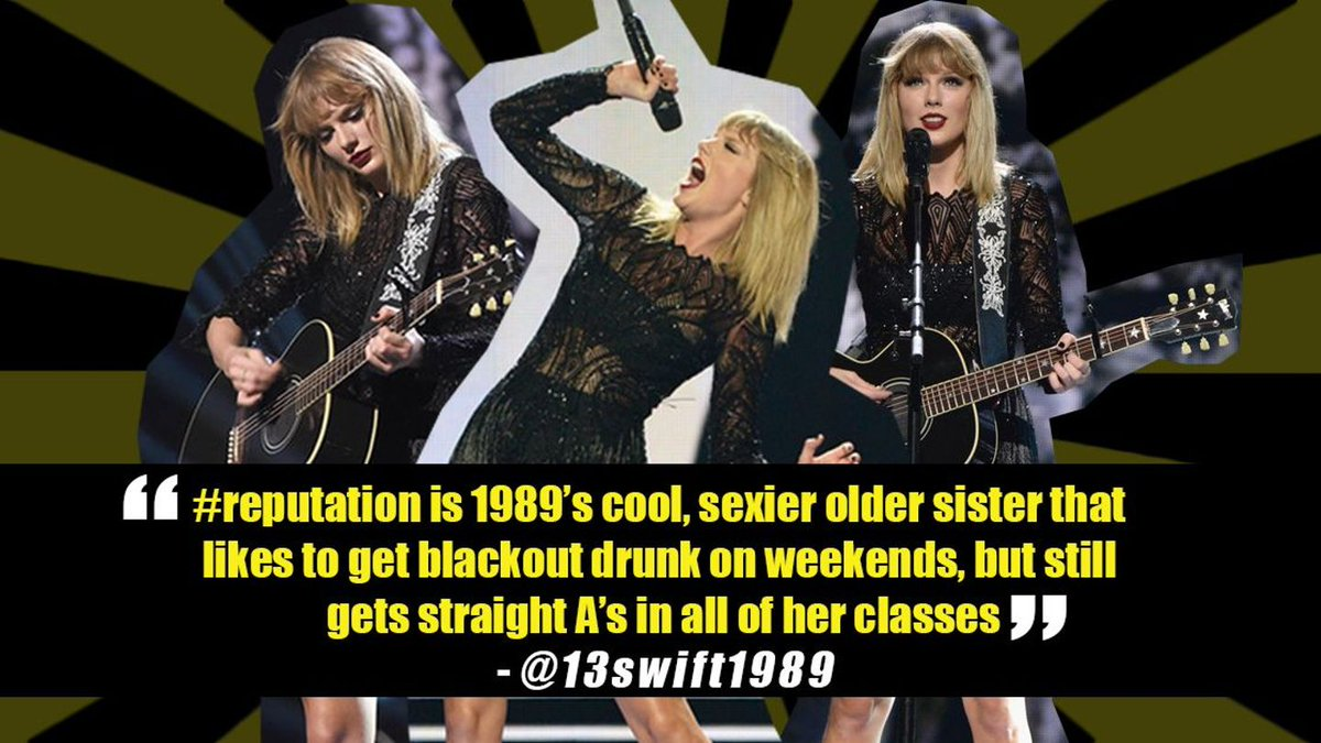13 Must-See Reactions To Taylor Swift's New Reputation Album