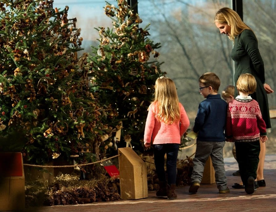 Brandywine Christmas Offers a Spectacular Holiday Experience for All Ages