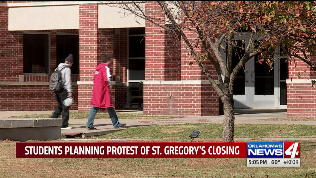 Students want answers after St. Gregory's announces closure