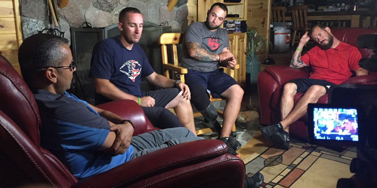 A place to play: Hunting ranch caters to veterans, PTSD victims