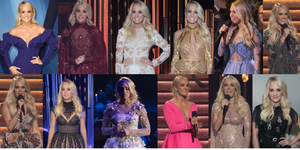 Loved all my looks at the  CMA cmaawards