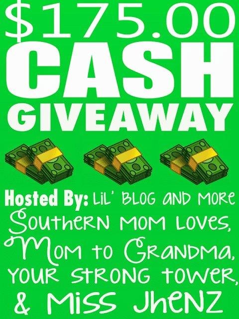 $175 Cash Giveaway (11/14 WW)